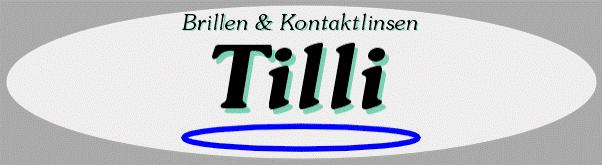 Brillen Tilli